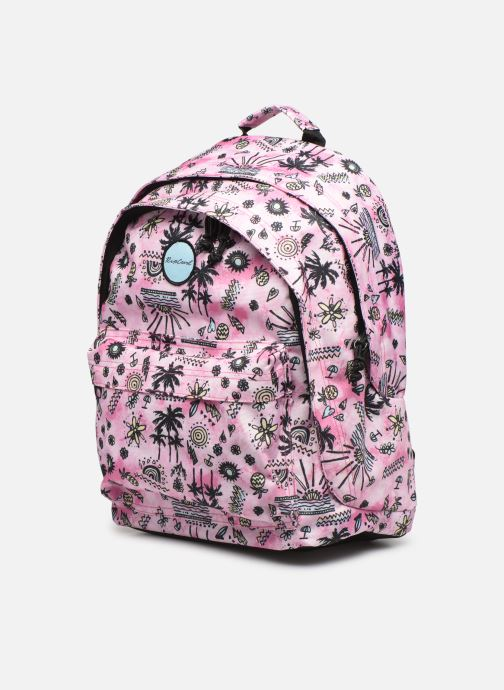 School bags Rip Curl DOUBLE DOME ANAK Pink model view